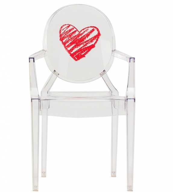 Ready for shipping - Lou Lou Kids Kartell Chair