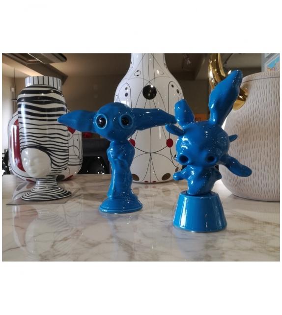 Prêt pour l'expédition - Momonsters Blue Julian Bosa Sculpture