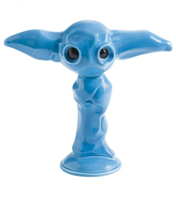Versandfertig - Momonsters Blue Julian Bosa Skulptur