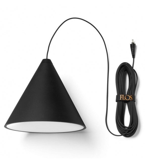 Ready for shipping - String Light Cone Flos Suspension Lamp