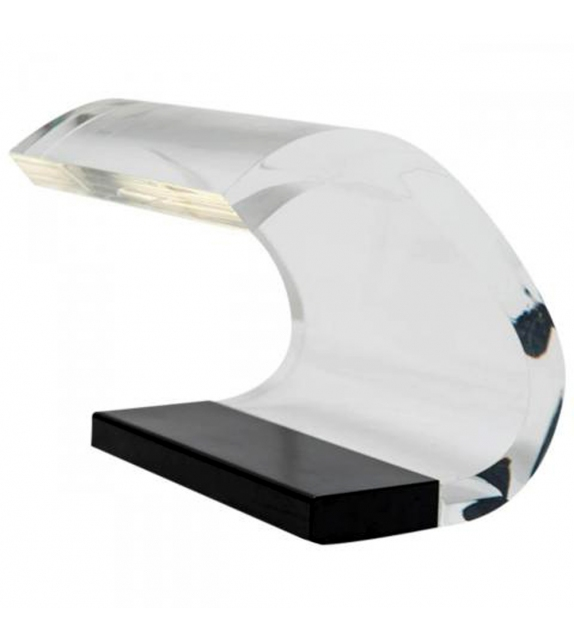 Acrilica Lampe De Table Oluce
