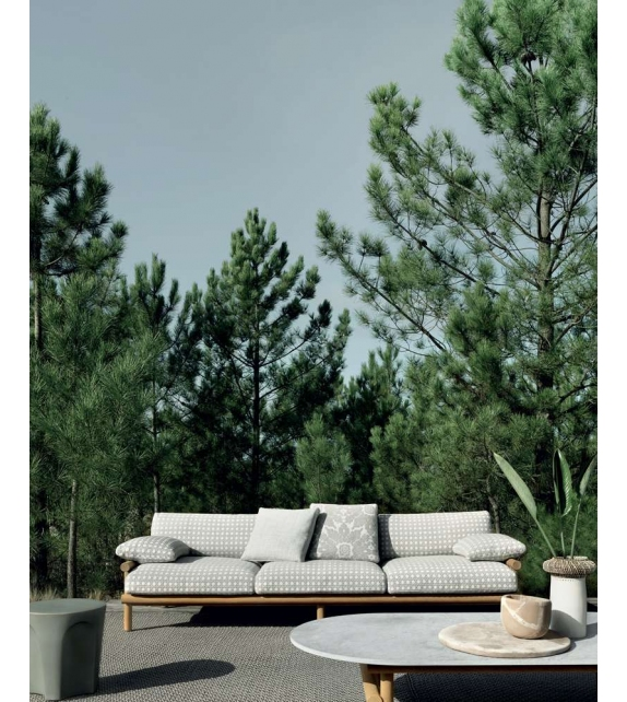 Ayana B&B Italia Outdoor Sofa