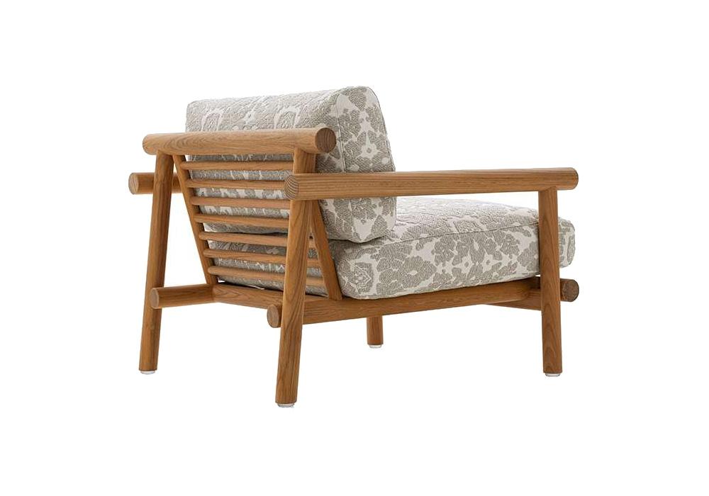 ayana bb italia outdoor armchair