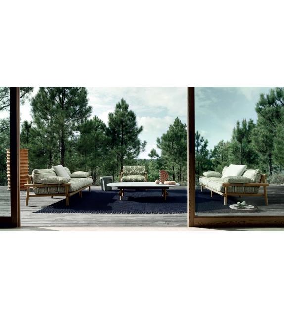 Ayana B&B Italia Outdoor Armchair
