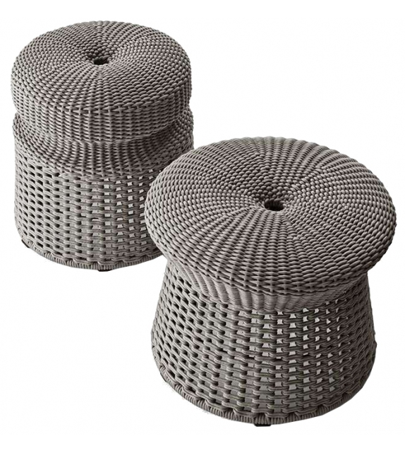 Hospes B&B Italia Outdoor Pouf