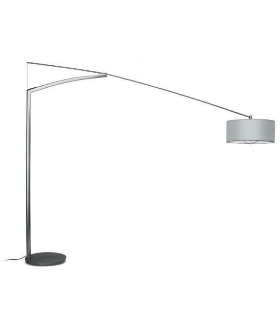 Vibia: Balance Lampada da Terra In Alluminio