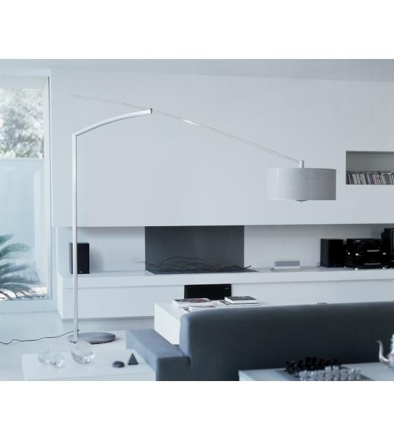 Vibia: Balance Aluminium Floor Lamp