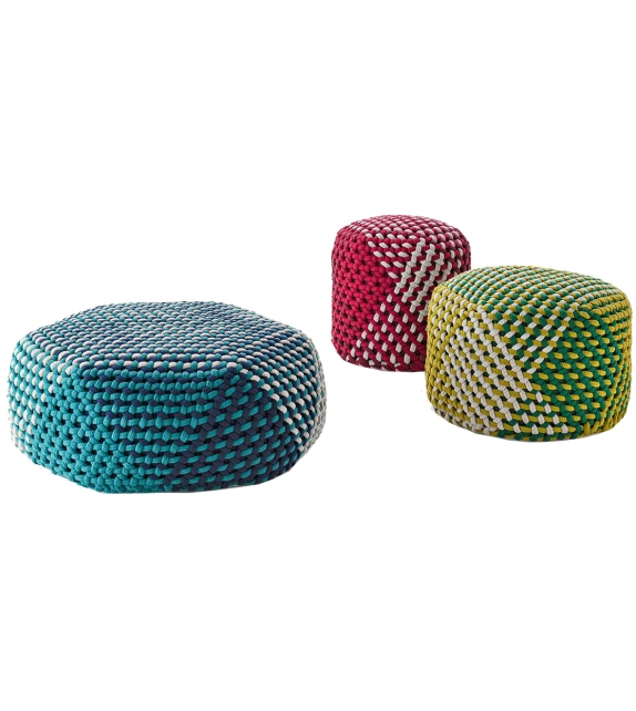 Tramae B&B Italia Pouf Outdoor