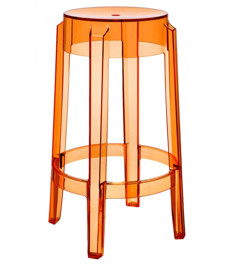 Ready for shipping - Charles Ghost Kartell Stool