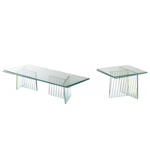 Crossing Glas Italia Coffee Table