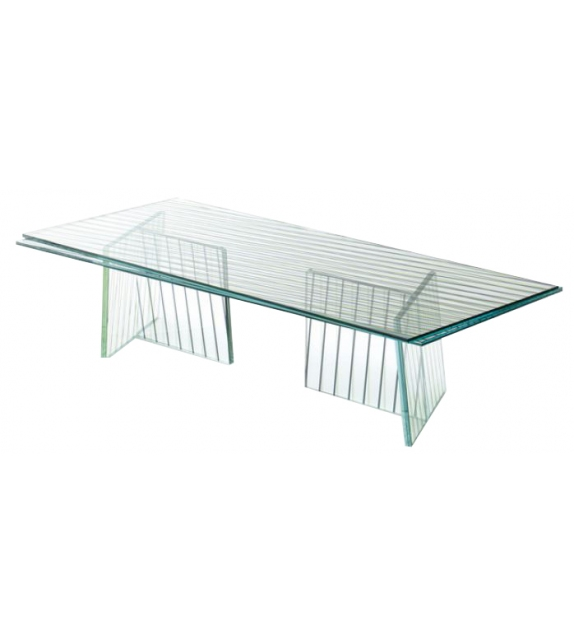 Crossing Glas Italia Coffee Table Basse