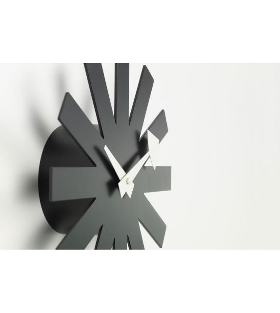 Asterisk Clock orologio