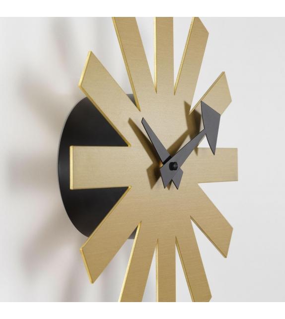 Asterisk Clock Vitra