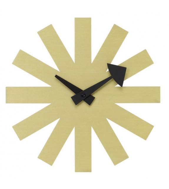 Asterisk Clock relojes