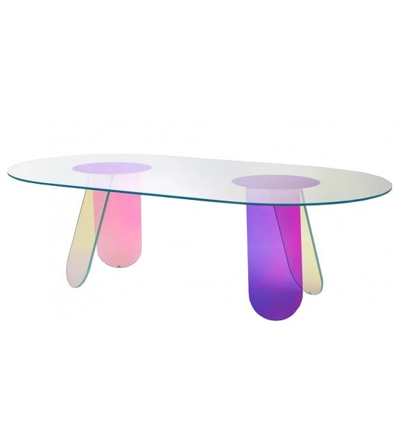 Shimmer Glas Italia Table