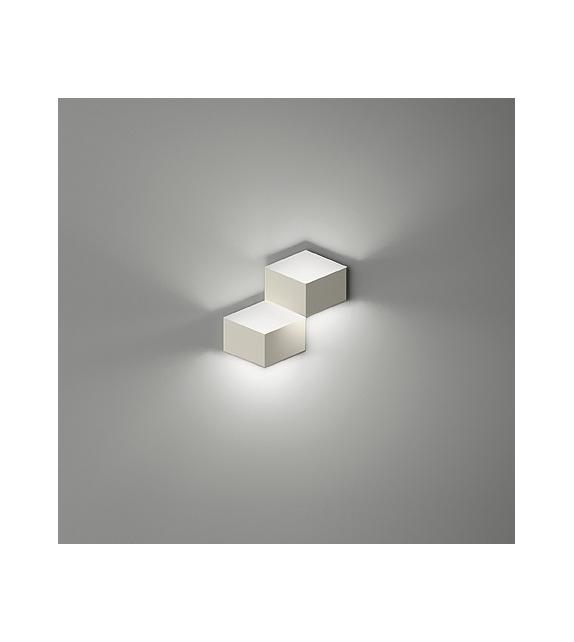Fold Surface 4 LED Wall Lamp Vibia