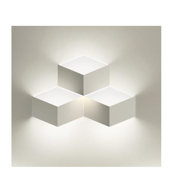 Fold Surface Lampada da Parete 6 LED Vibia