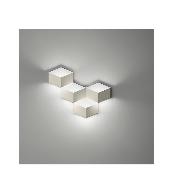 Fold Surface 8 LED Wall Lamp Vibia
