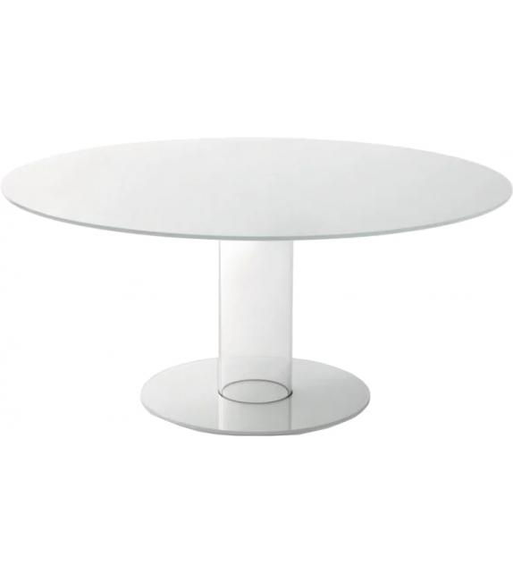Glas Italia Hub Table