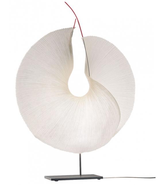 Yoruba Rose Ingo Maurer Table Lamp