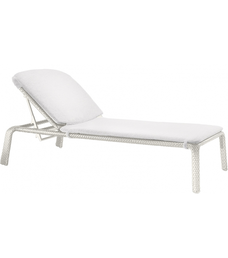 Seashell Beach Chair Adjustable Dedon