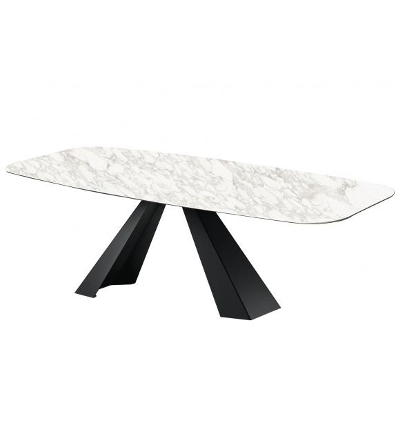 Eliot Keramik Cattelan Italia Tisch