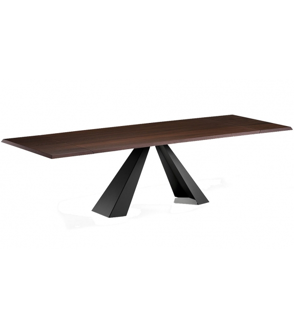 Eliot Wood Drive Cattelan Italia Table Extensible