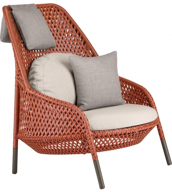 Ahnda Dedon Wing Chair