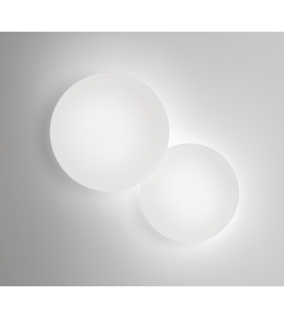 Vibia: Puck Two-sphere Wall Lamp