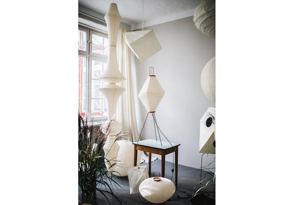 Akari Yp1 Vitra Pendant Lamp Milia Shop