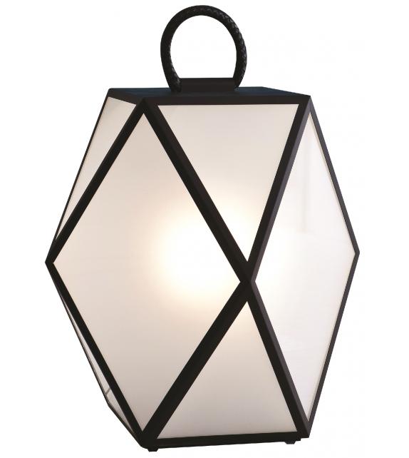 Muse Outdoor Contardi Lampada da Tavolo