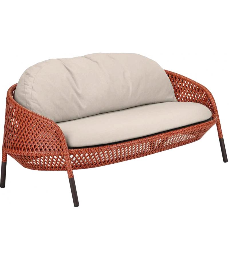 Ahnda Dedon 2-Seater Sofa