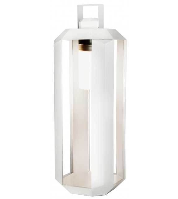 Cube Battery Contardi Outdoor Lamp
