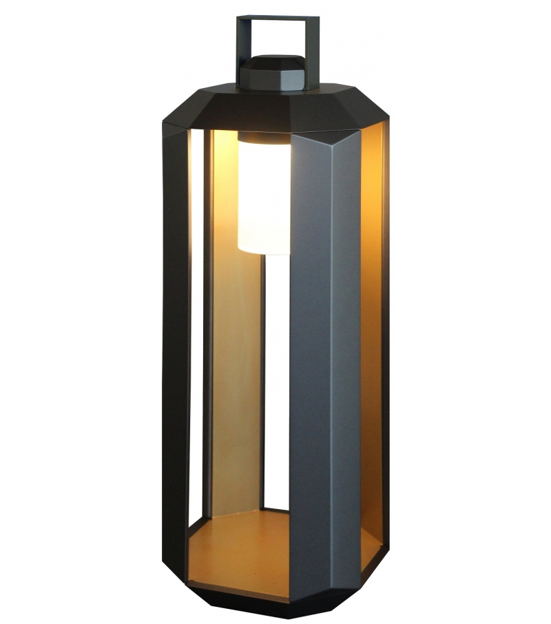 Cube Battery Contardi Lampe Outdoor