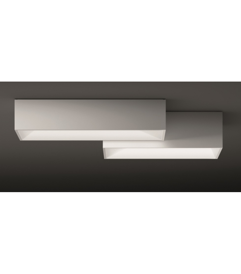 Vibia: Link 2 Modules Ceiling Lamp