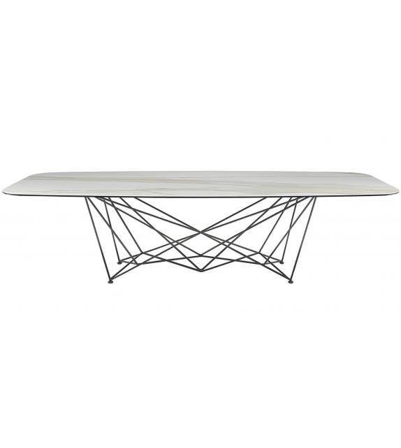 Gordon Deep Wood Cattelan Italia Table