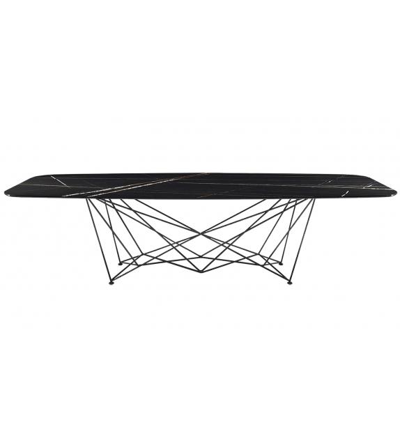 Gordon Deep Wood Table Cattelan Italia