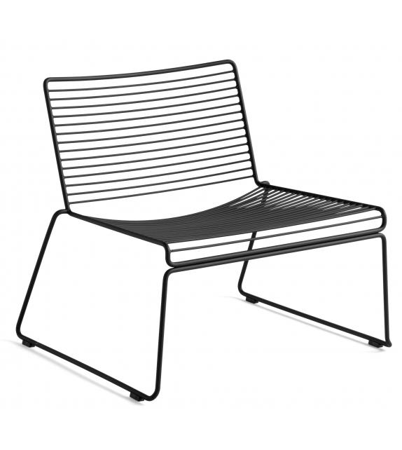 Hay Hee Lounge Chair Set von 2 Stühlen