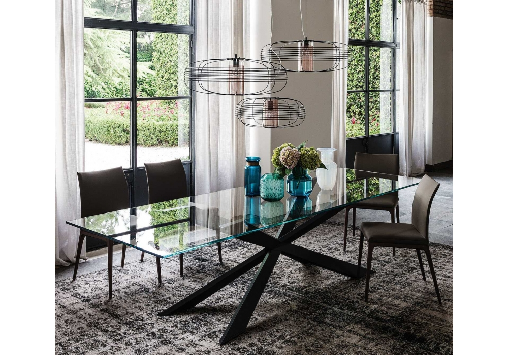 Spyder Cattelan Italia Table Milia