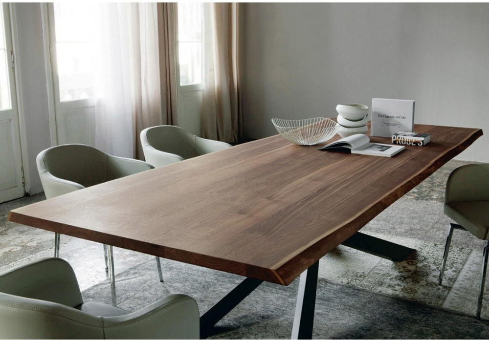 Spyder Wood Cattelan Italia Table