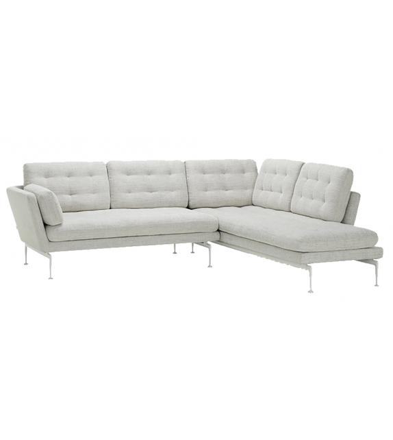 Suita Capitonné Vitra 3 Seater Sofa