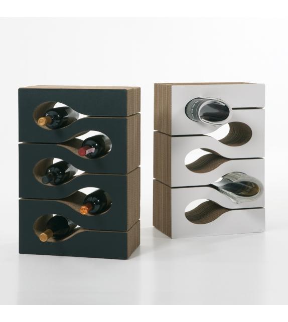 Kubedesign: Brillo Bottle / Magazine Holder