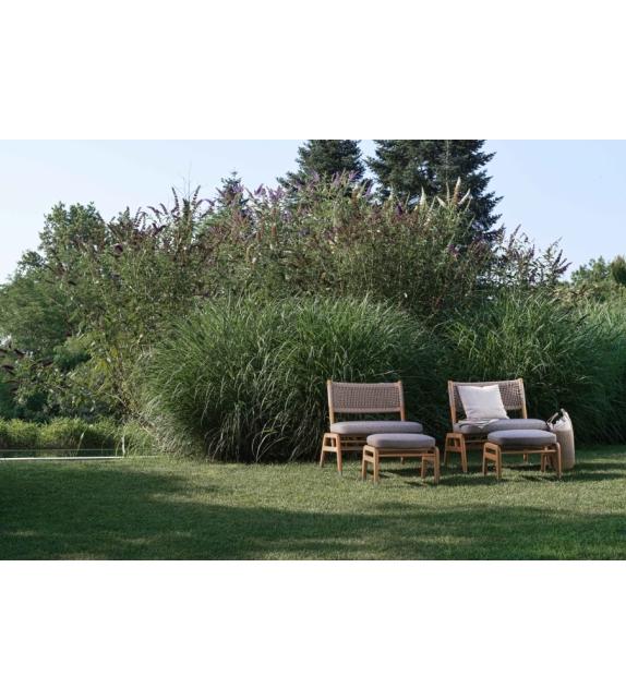 Ortigia Outdoor Sessel Flexform