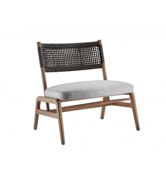 Ortigia Outdoor Flexform Lounge Chair