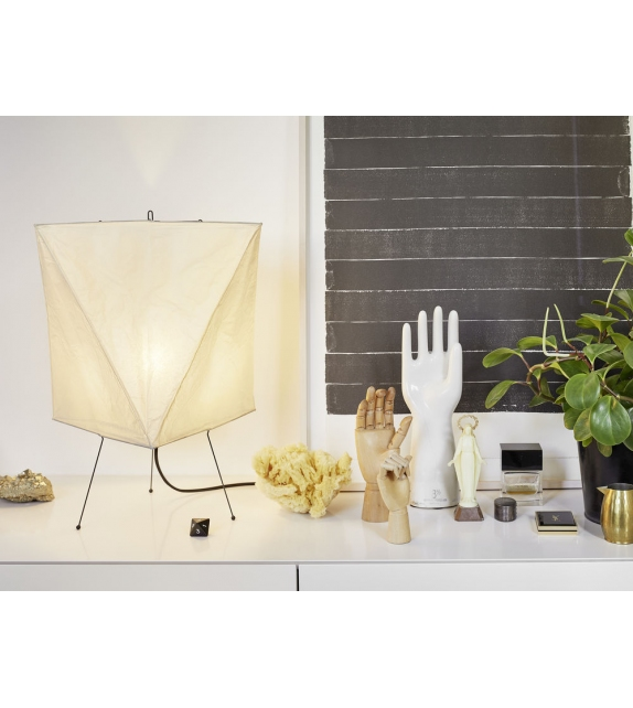Akari 9A Vitra Floor Lamp
