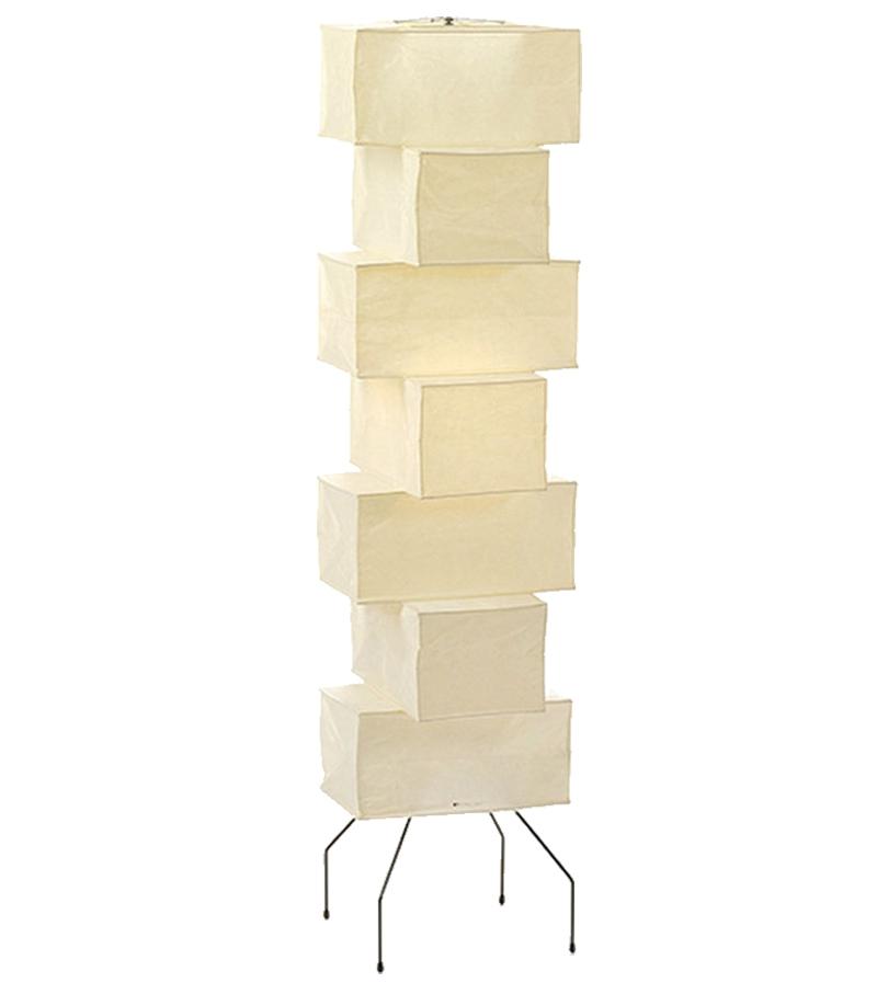 Akari UF4-L8 Vitra Floor Lamp