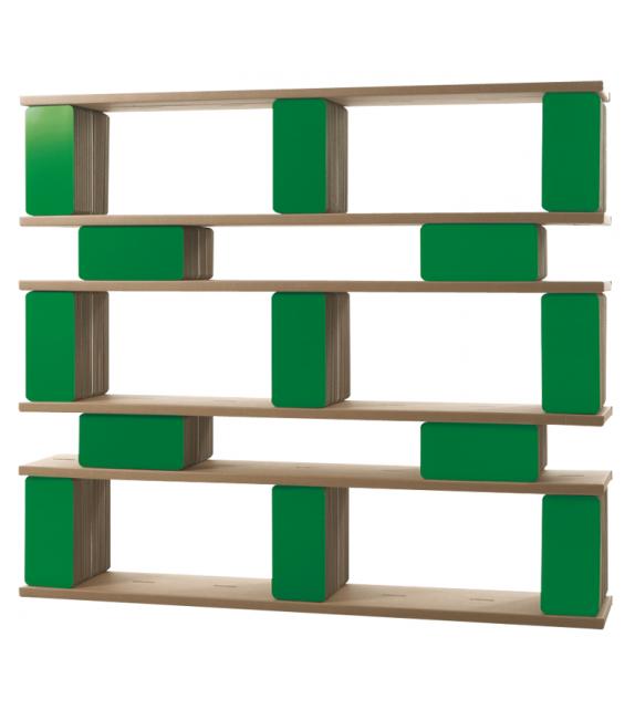 Kubedesign: Artemisia Bücherschrank