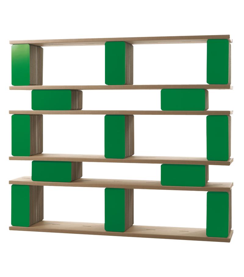 Kubedesign: Artemisia Bookcase