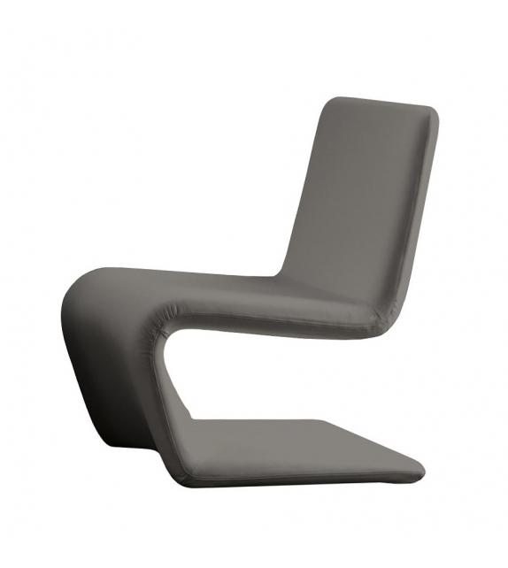 Tip Toe Bonaldo Padded Chair