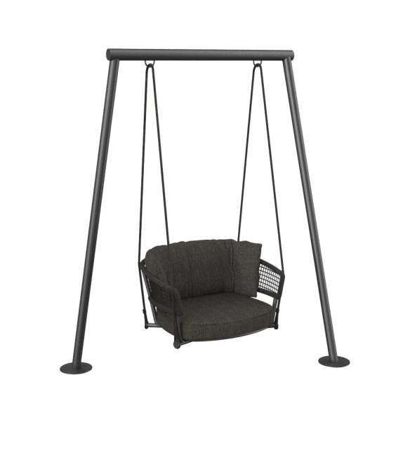 Moon Alu Swing Chair Talenti
